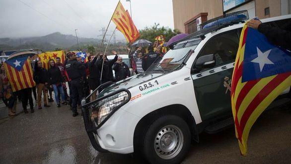 Interior retirará antes del sábado el despliegue policial de Cataluña