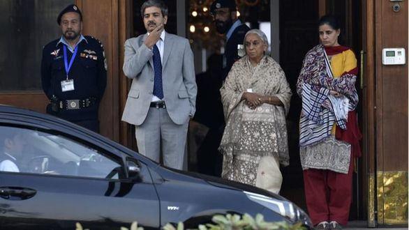 El zapato de la mujer de un espía desata otro conflicto entre India y Pakistán