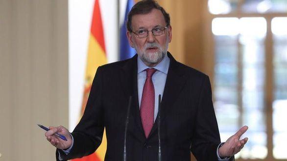 Rajoy convoca la sesión constitutiva del Parlament el 17 de enero