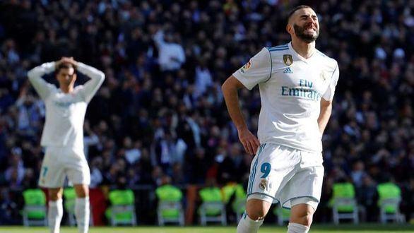 Benzema, baja para los próximos partidos del Real Madrid