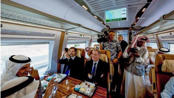 El AVE a La Meca cumple con éxito su primer viaje de prueba