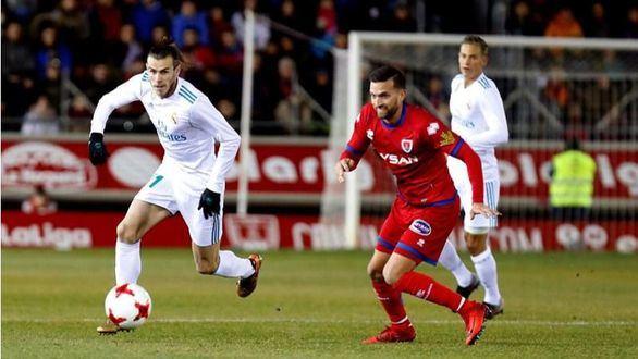 Copa del Rey. El Real Madrid supera al Numancia a base de penaltis |0-3