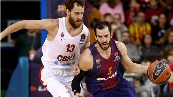 Euroliga. El Barcelona toma aire con un triunfo de postín ante el CSKA |85-72