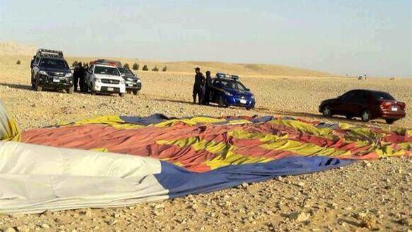 Exteriores niega que haya españoles implicados en el accidente de globo de Luxor