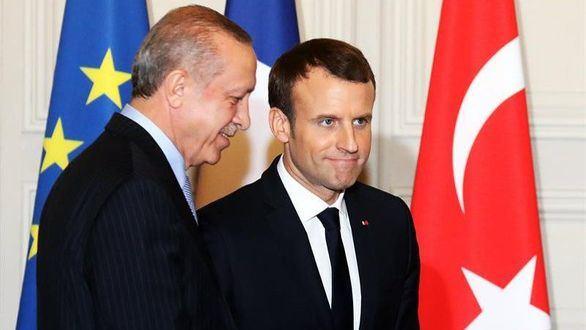 Macron descarta la integración de Turquía en la UE