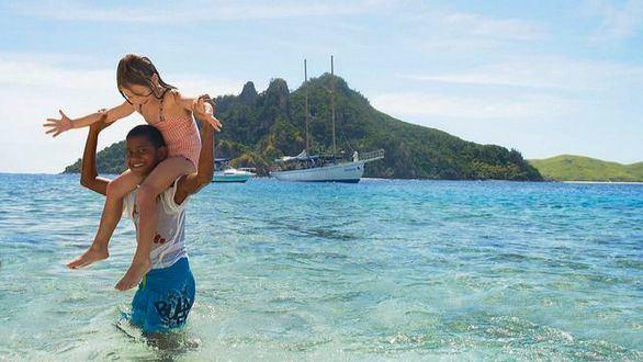Fiji, Colombia y Filipinas, los países más felices del mundo según una encuesta