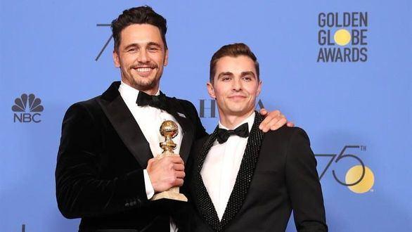 Tres actrices acusan a James Franco de acoso sexual tras ganar el Globo de Oro