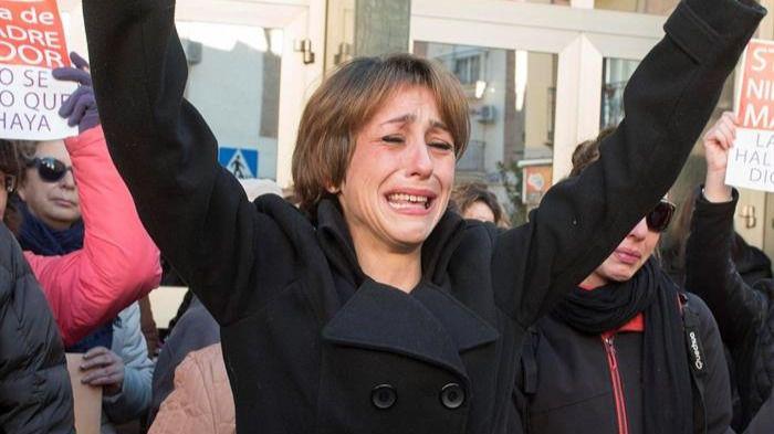 La Fiscalía pide cinco años de prisión para Juana Rivas por sustraer a sus hijos