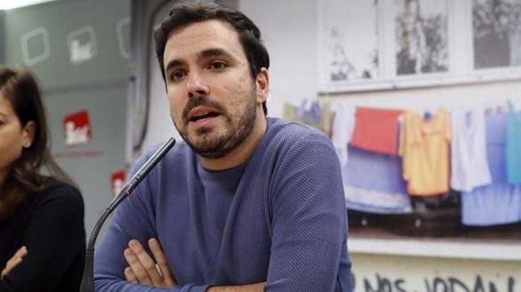 Garzón pide no esperar para preparar la nueva confluencia