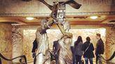 Los almacenes Harrods retirarán la estatua de bronce dedicada a Diana
