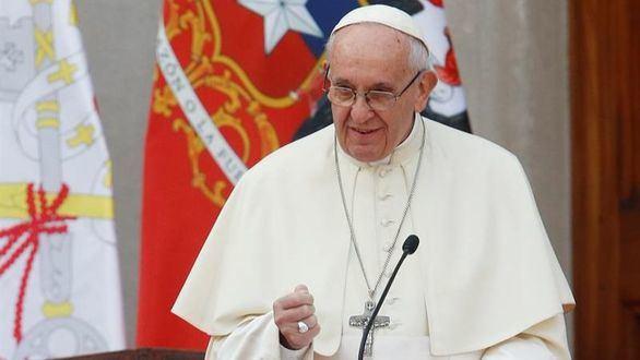 El Papa Francisco pide perdón por los abusos sexuales de curas en Chile