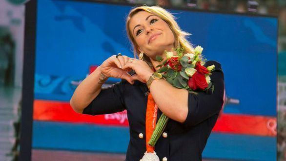 Más de 3,3 millones de espectadores atentos a Lydia Valentín en 'El Hormiguero 3.0'