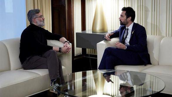 La CUP reconoce a Puigdemont como presidente legítimo