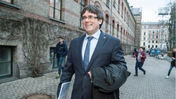 Puigdemont dice que intentará asistir al pleno de investidura