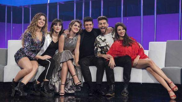 Las canciones que los concursantes de OT 2017 interpretarían en Eurovisión