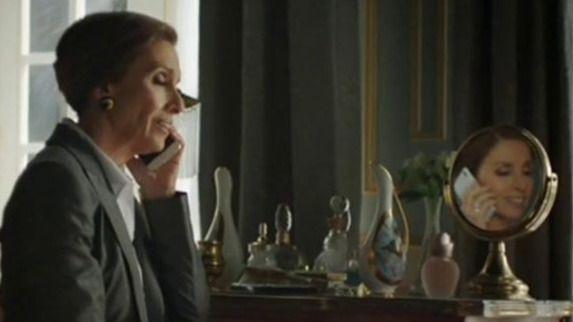 Ana Belén interpreta a Pilar del Riego en 'Traición'