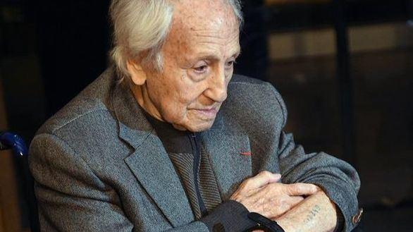 Noah Klieger, superviviente de Auschwitz: