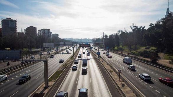 Madrid prohibirá la circulación a los vehículos sin distintivo ambiental en casos de alta contaminación