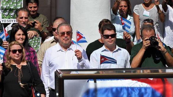 Muere el primogénito de Fidel Castro tras una fuerte depresión