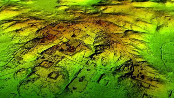 Descubierta una megalópolis maya que albergaba hasta 60.000 estructuras