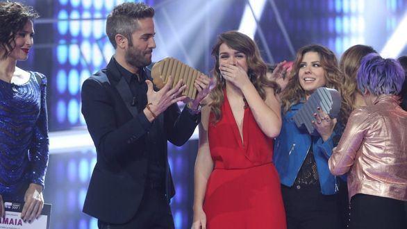 Amaia conquista al público y se proclama ganadora de Operación Triunfo