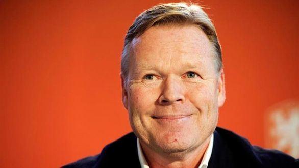 Koeman, entrenador elegido para traer tiempos mejores a Países Bajos