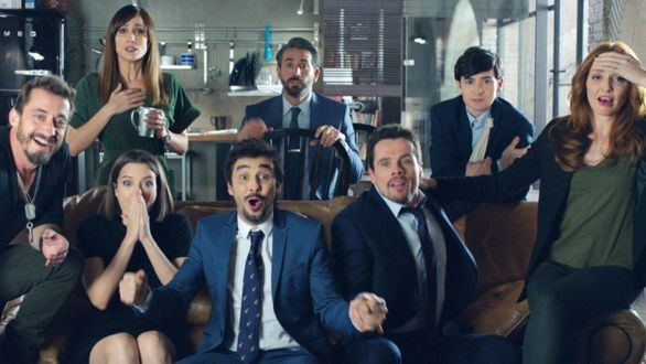 Cuerpo de élite, en su estreno, ya es el gran acierto de Antena 3