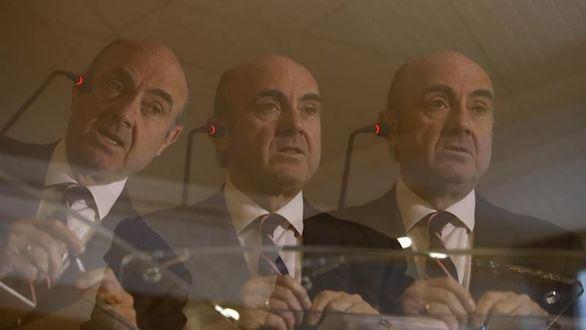 De Guindos optará a la vicepresidencia del Banco Central Europeo