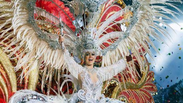 Carmen Lourido reinará en el carnaval de Tenerife