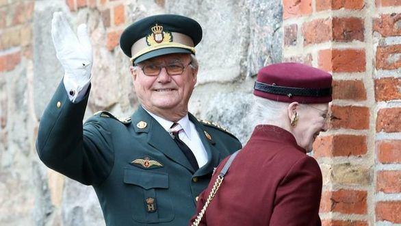 Muere el príncipe Enrique de Dinamarca, esposo de la reina Margarita II