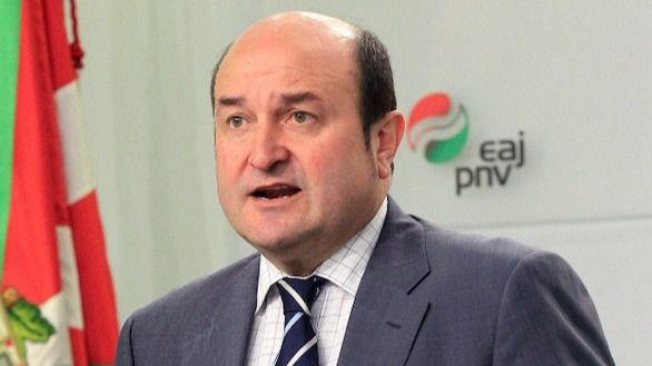 El PNV apuesta por aprobar presupuestos y acusa a Cs de ser el mayor problema
