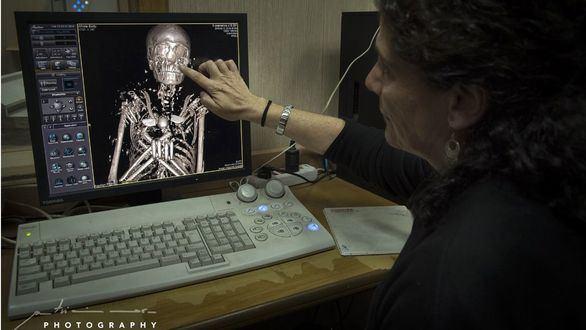 Científicos realizan un TAC a seis momias para saber más sobre el Egipto faraónico