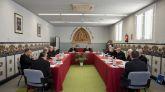 Reunión de los obispos catalanes.