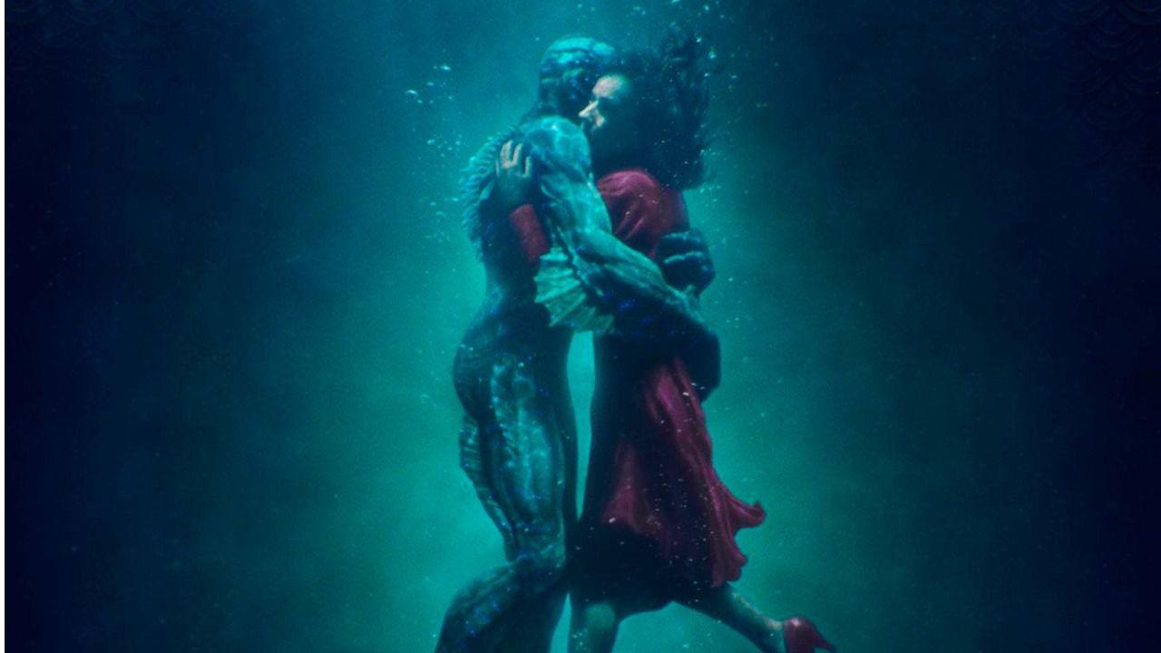 La forma del agua comienza la carrera por los Óscar como favorita a los Bafta