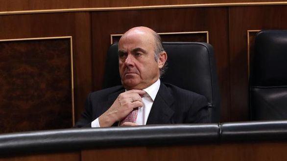 Guindos, tras ser elegido vicepresidente del BCE, anuncia que dimitirá