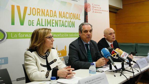 Más de 400 farmacéuticos abordan en Zaragoza la alimentación saludable