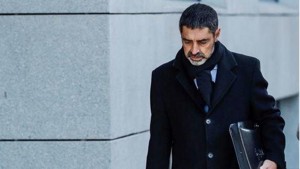 La jueza desoye a la Fiscalía y deja libre a Trapero sin fianza