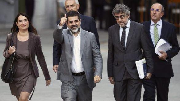 Jordi Sánchez será el candidato real para la investidura
