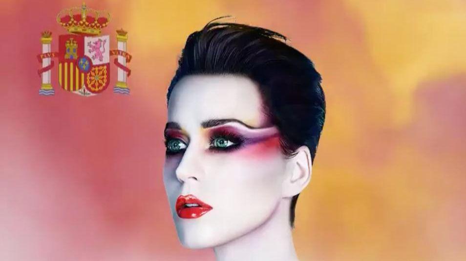 Los tuits del día. Katy Perry anuncia un concierto en Barcelona con los colores de la bandera española