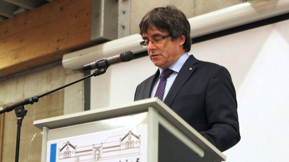 Puigdemont exige ser investido en Waterloo sin ser