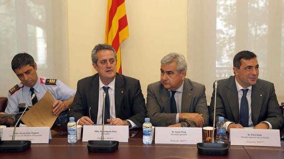 Lamela imputa a los jefes políticos de los Mossos por el 1-O