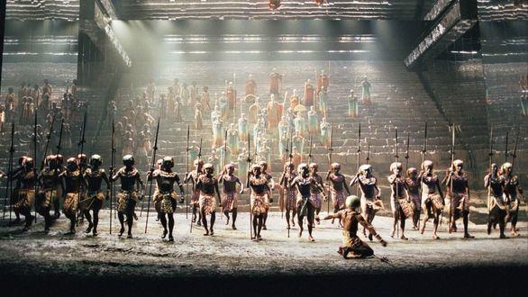 Aida vuelve al Teatro Real