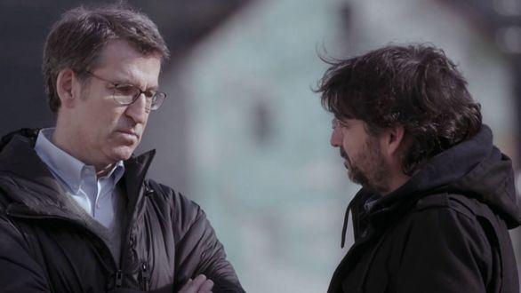 Entrevista de Jordi Évole a Núñez Feijóo en 'Salvados'.