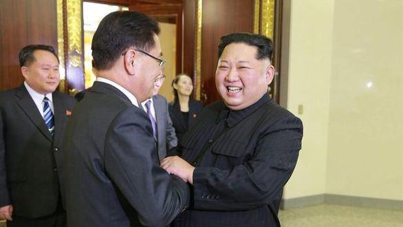 Kim Jong-un, dispuesto a suspender los ensayos nucleares y a dialogar con EEUU
