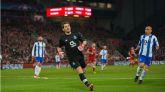 El Liverpool sella el trámite con aburrimiento y elimina a Casillas |0-0