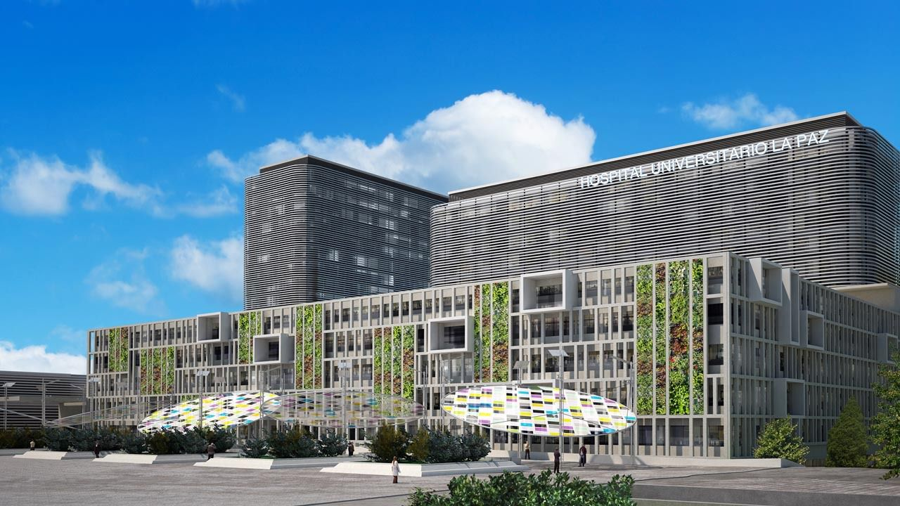As ser el nuevo hospital la paz el imparcial - Hospital de la paz como llegar ...