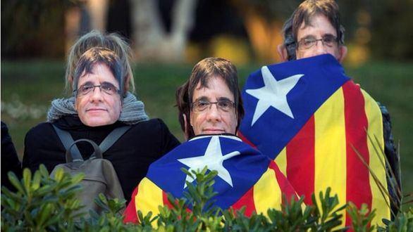 El interés por la independencia de Cataluña cae 20 puntos