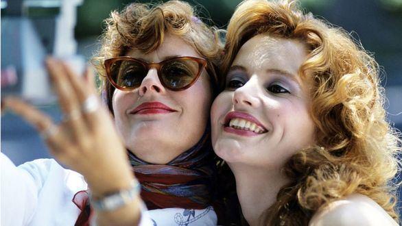 Thelma & Louise, única sorpresa en la noche de un feminista jueves