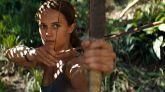 Crítica de cine. Tomb Raider: el carisma de Vikander como sostén