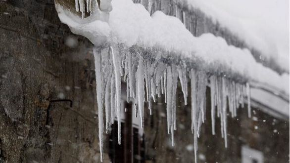 35 provincias en alerta naranja o amarilla por nieve, lluvia, viento y olas